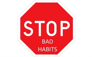21 days to break a habit